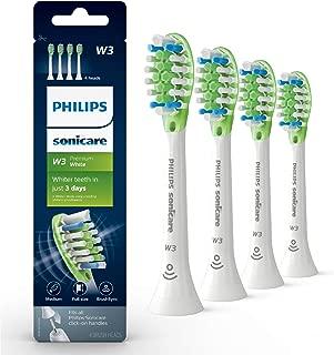 Genuine Philips Sonicare W3 Premium White toothbrush...
