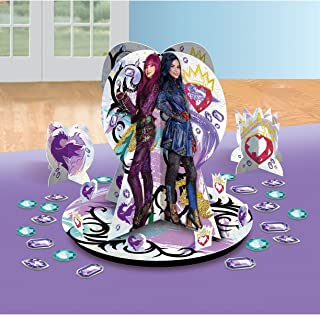 Amscan Disney Descendants 2 Table Decorating Kit