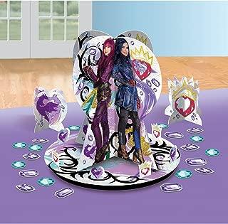 Amscan Disney Descendants 2 Table Decorating Kit