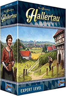 Hallertau Board Game | Strategy Board Game | Board Game Adults and Kids | Family Board Game for Game Night | Ages 12 and u...