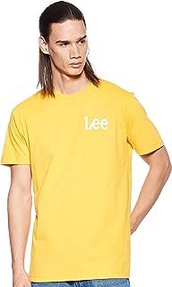 Lee Mens BIG LOGO TEE Men's T-Shirts