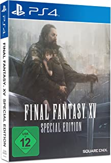 Final Fantasy XV Steelbook Edition - PlayStation 4 [Importación alemana]