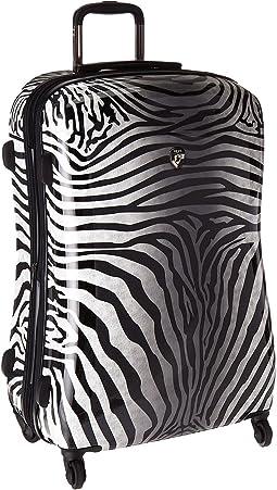 """Zebra Equus 30"""" Spinner"""