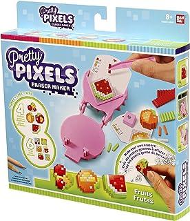 Bandai Pretty Pixels Eraser Maker Starter Pack - Fruits