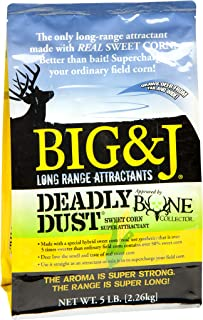 Best deadly dust deer attractant Reviews
