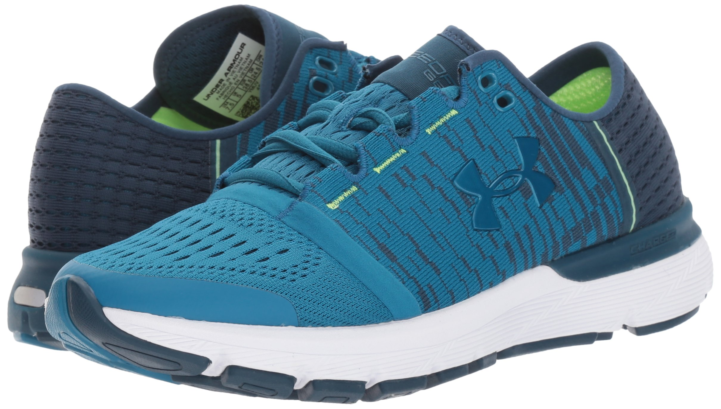 Under Armour Speedform Gemini 3 - Zapatillas de Running para Mujer, Color Azul: Amazon.es: Deportes y aire libre