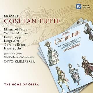Così fan tutte, K.588, Act II, Scene Three: Recitativo: L'abbito di Ferrando sarà buono per me (Fiordiligi/Guglielmo)