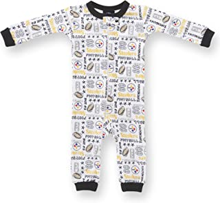 NFL Pittsburgh Steelers Cotton Unionsuit