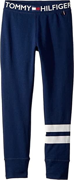 Tommy Hilfiger Kids - Sueded Fleece Pants (Big Kids)