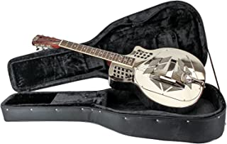 Royall Trifecta Nickel Plated 12 Fret Cutaway Tricone Resonator with Case