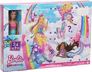 Barbie 0887961976991 GYN36-Dreamtopia Advent Calendar 2021