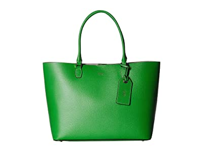 Frances Valentine Trixie Tote (Green) Handbags
