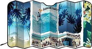 Longboard 078082Beach Sunshade Insulating Aluminium Front XL