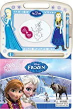 Disney Frozen - Learning Book with Magnetic Drawing Pad