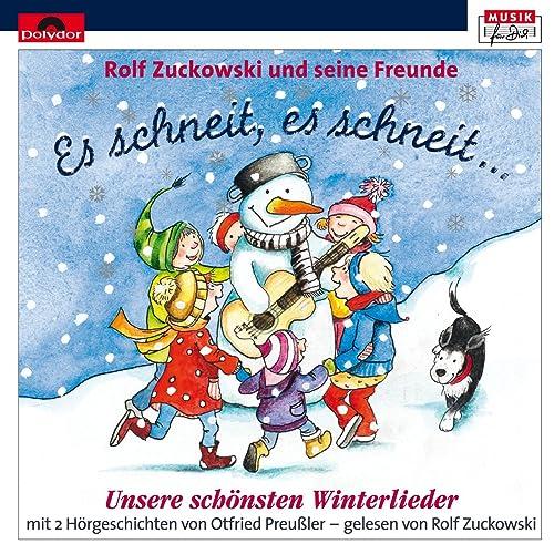 Es schneit, es schneit – von Rolf Zuckowski und seine Freunde