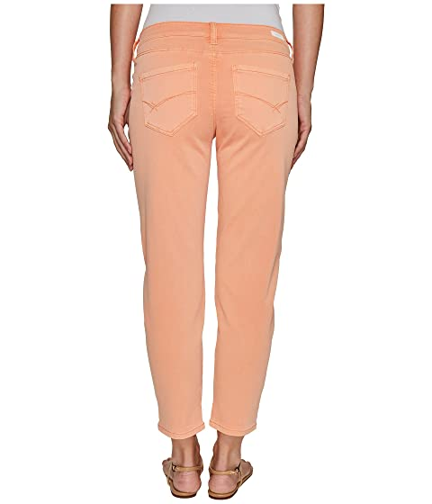 Liverpool Riley Peach in Twill Relaxed in Stretch Pink Crop Peached rrCqO
