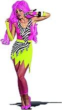 Dreamgirl Women's 80's Punk Glam Gem Jagged Rock Star DIY Costume