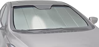 Intro-Tech AC-20-P Custom Fit Premium Folding Windshield Sunshade for select Acura MDX Models, Silver
