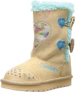 Skechers Kids 10402L Keepsakes Heart Warmer Light-Up Boot (Little Kid/Big Kid)