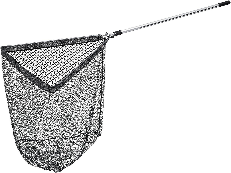 DAM Hammerkopfkescher gummiertes NetzLnge 2,70m, Bügel 70 x 70cm, 2-teilig
