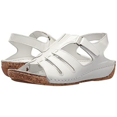 Spring Step Evelin (White) Women