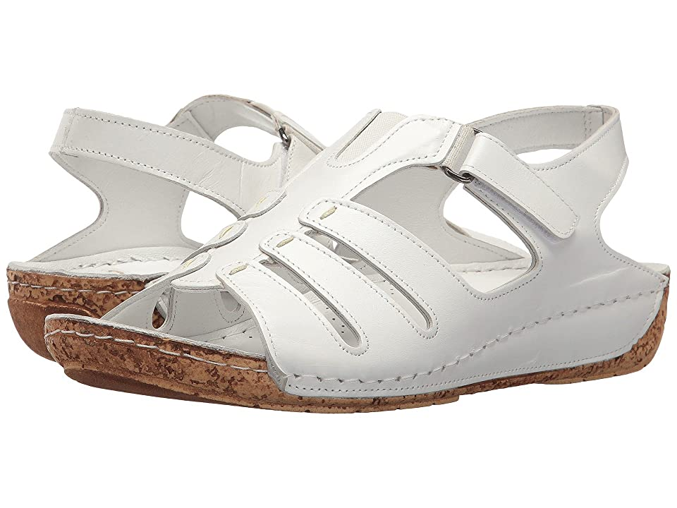 Spring Step Evelin (White) Women