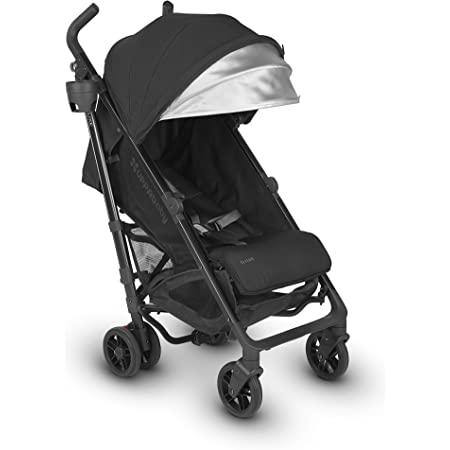 2018 UPPAbaby G-LUXE Stroller -Jake (Black)