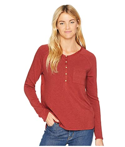 Prana Hensley Henley (Mulled Wine) Women