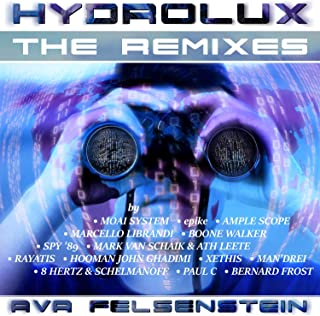 HYDROLUX - The REMIXES - ELECTRONIC MUSIC inspired by Jean Michel Jarre