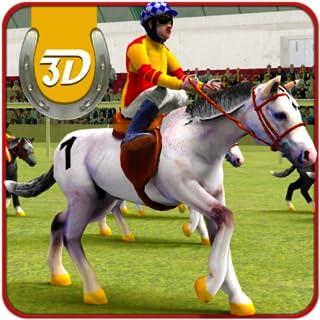 競馬シミュレータ3D