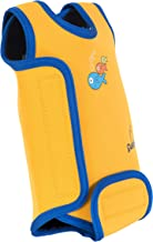 Swimbest Baby Wetsuit - Orange/Blue-12-24 mths