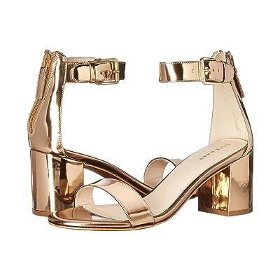 Cole Haan Clarette Sandal II (Gold Specchio) Women