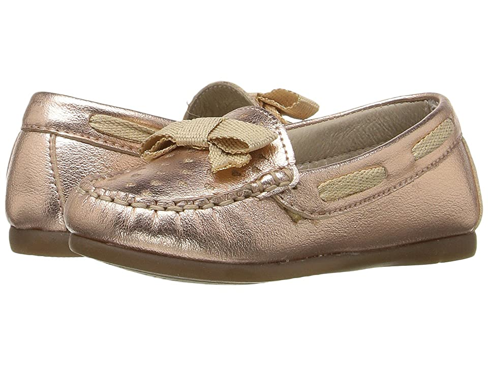 Kid Express Marlowe (Toddler) (Rose Gold Metallic) Girl