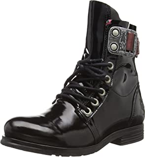 5484d70fd0 Fly London Womens Stay Atlantis Leather Boots