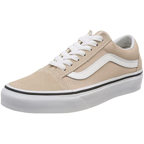 Vans Old Skool Beige: Amazon.de