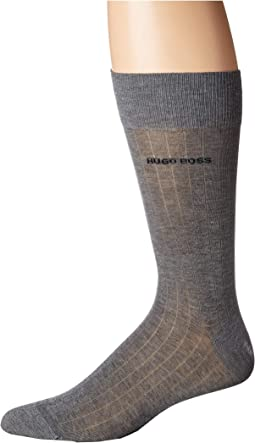 Peter Ribbed Dress Sock