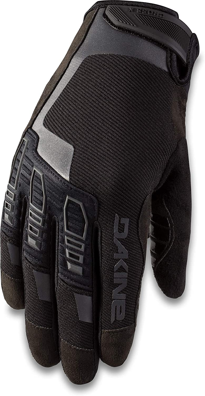 Dakine Women's Women's Cross-X Glove Black XS & Goggle Wipe/Cooling Towel Bundle