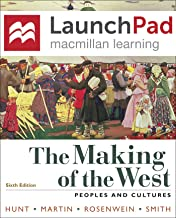 Launchpad for the Making of the West, Six-months Access: Peoples and Cultures