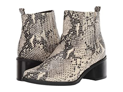 Blondo Elvina Waterproof Bootie (Natural Snake) Women