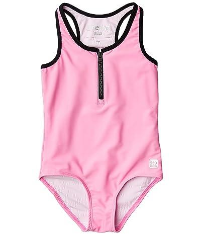 reima Swimsuit Aruba (Toddler/Little Kids/Big Kids) (Unicorn Pink) Girl