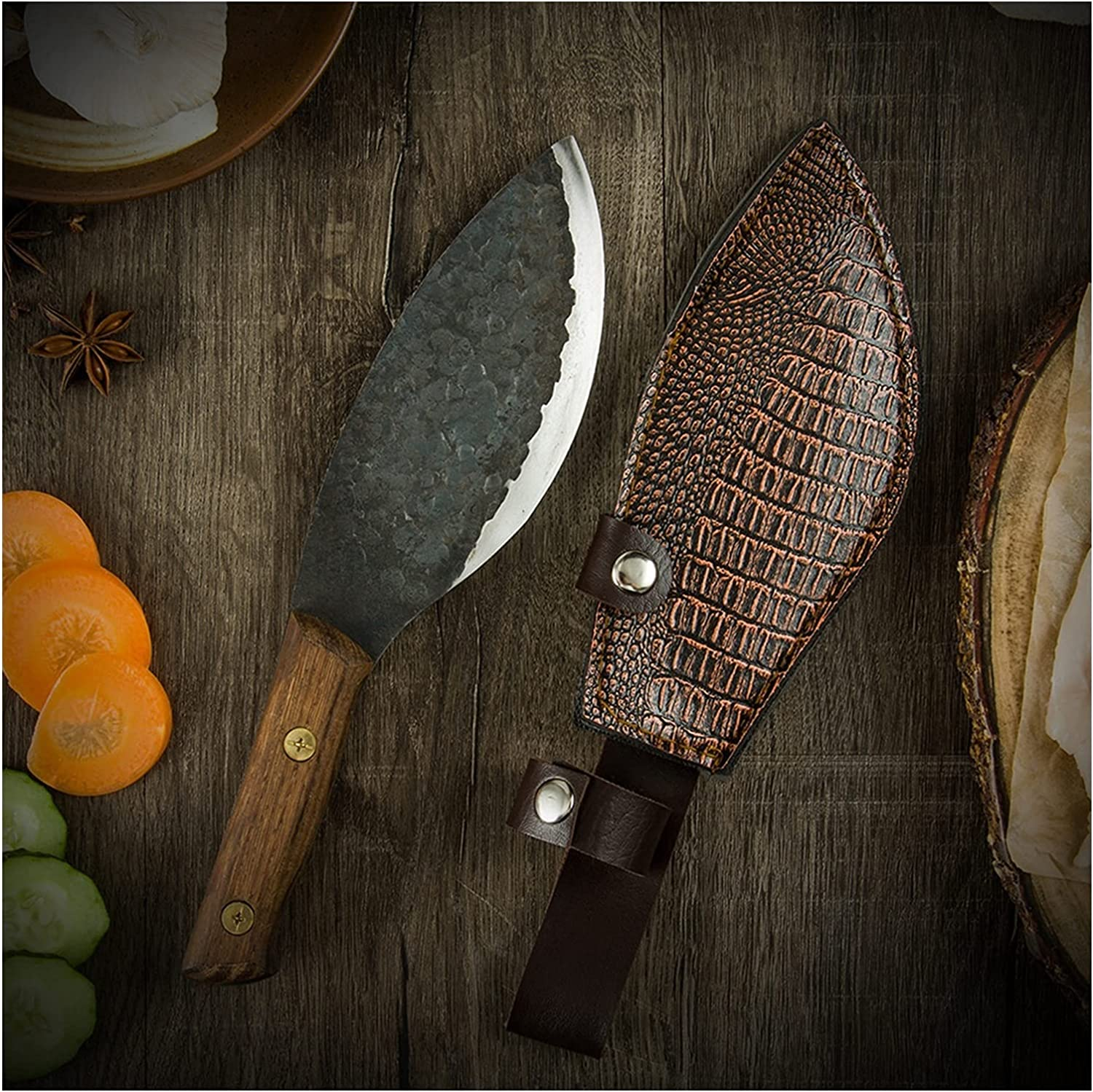 Knife Cleaver Chinese All items free shipping Chopping 6.5 Chop Bone Inch Ch Super Special SALE held