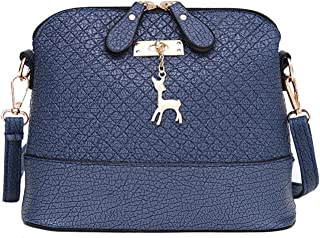 NEW Women Messenger Bags Fashion Mini Bag With Deer Toy Shape Bag Women Shoulder Bags Handbag