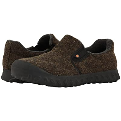 Bogs B Moc Low Wool (Brown Multi) Men