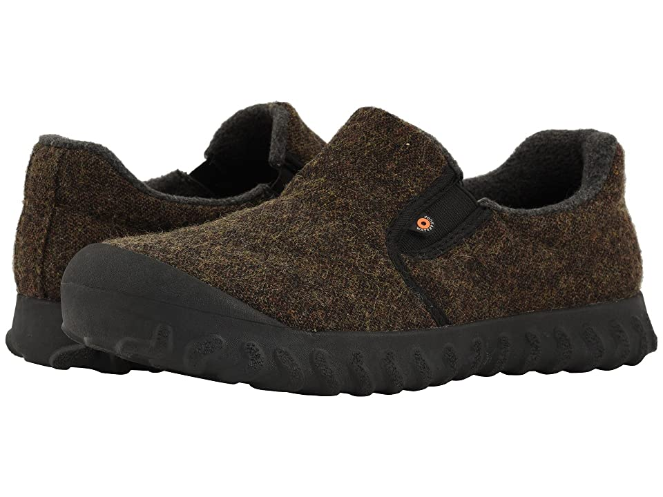 Bogs B Moc Low Wool (Brown Multi) Men