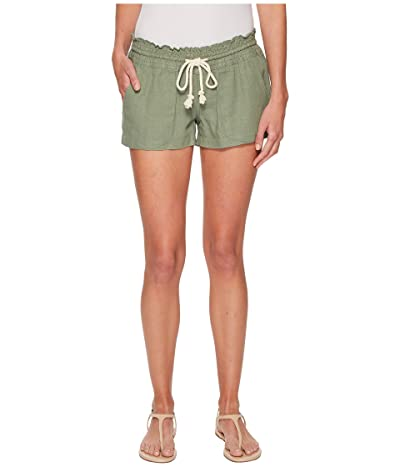 Roxy Oceanside Short (Olive) Women