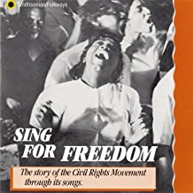 civil rights movement songs