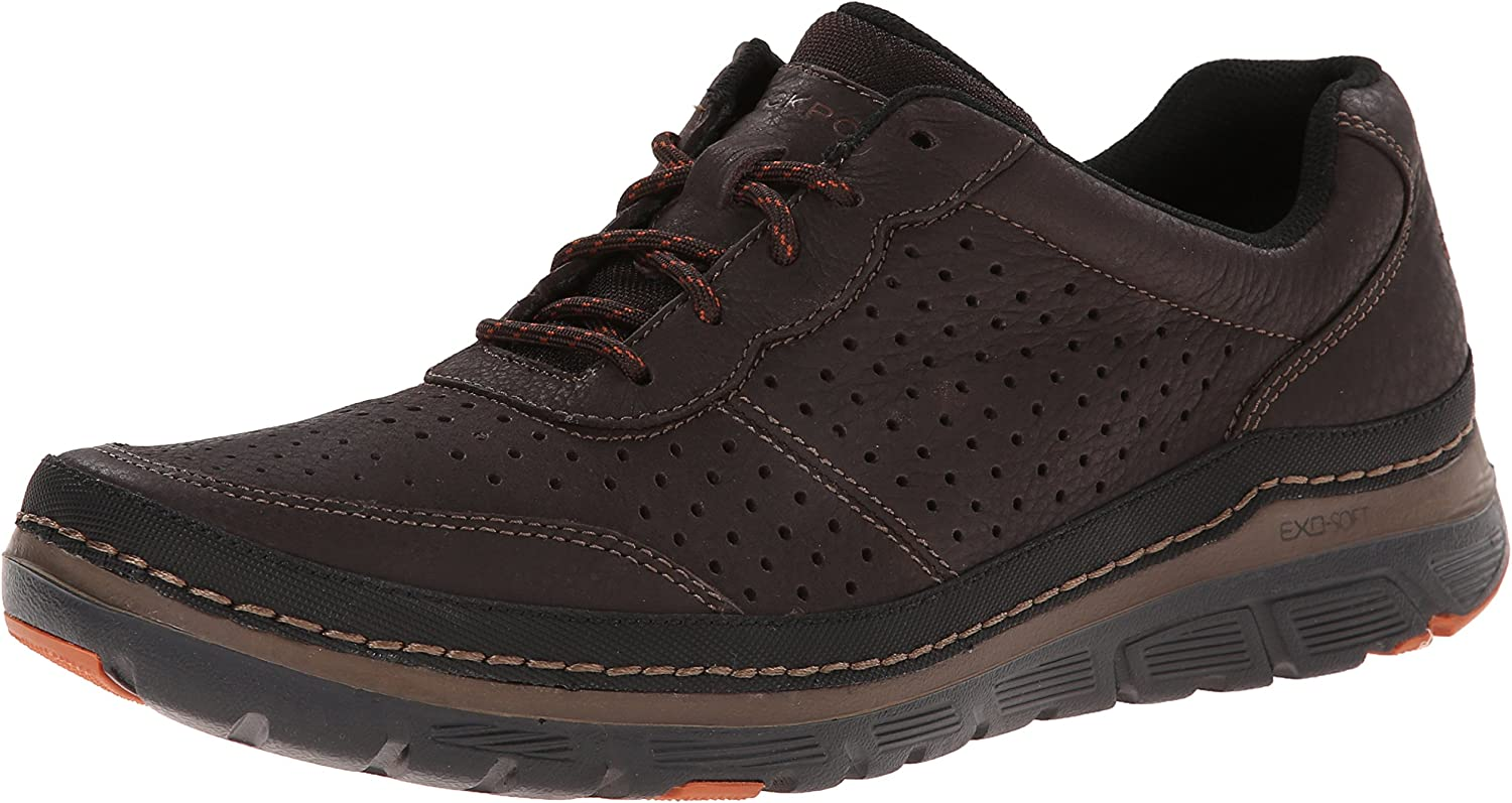 Rockport Men's Activflex Sport Perf Mudguard Walking shoes