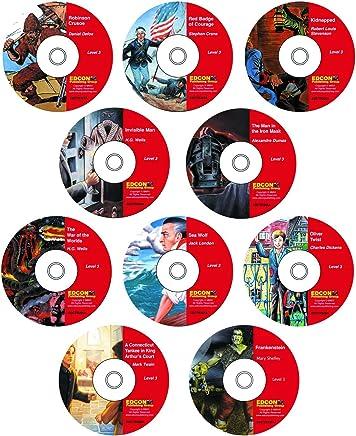 All 10 Level 3.0-4.0 Classic Audio CDs