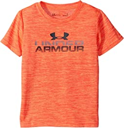 UA Horizon Logo Short Sleeve (Little Kids/Big Kids)