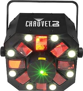 CHAUVET DJ LED Lighting, BLACK (SWARM5FX)